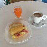 Café da manhã do tamanho da sua fome